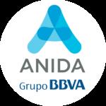 ANIDA BBVA logo