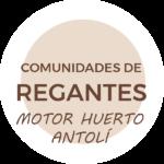 Comunidad Regantes Motor Huerto Antolí